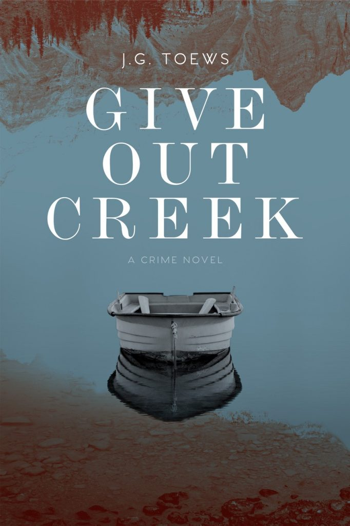 Giveout Creeek Cover
